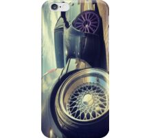 VW MK4 MK3 GTI BBS RS ARISTOS iPhone Case/Skin