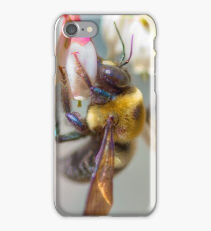 Mom and Baby matching Bee Back at 3:30 pm outfits iPhone Case/Skin