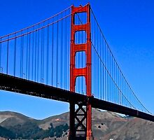 Golden Gate by pjdrphotography