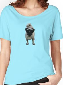 Cool Pug Women's Relaxed Fit T-Shirt