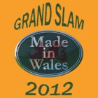 Wales Grand Slam 2012 (made in Wales) by sjbaldwin