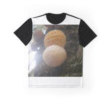 Yellow Fungi Graphic T-Shirt