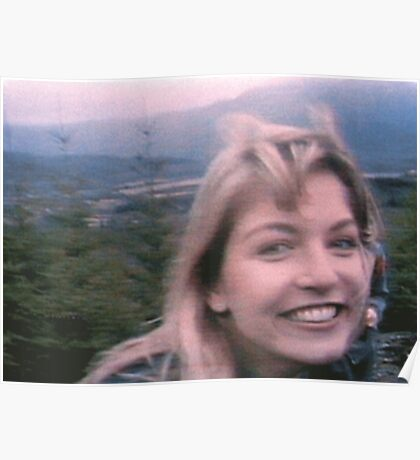 Laura Palmer Nostalgia Poster