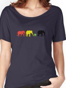 Rasta Eles Women's Relaxed Fit T-Shirt