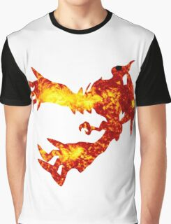 Yveltal used oblivion wing Graphic T-Shirt