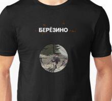 DayZ: Berezino - White ink Unisex T-Shirt
