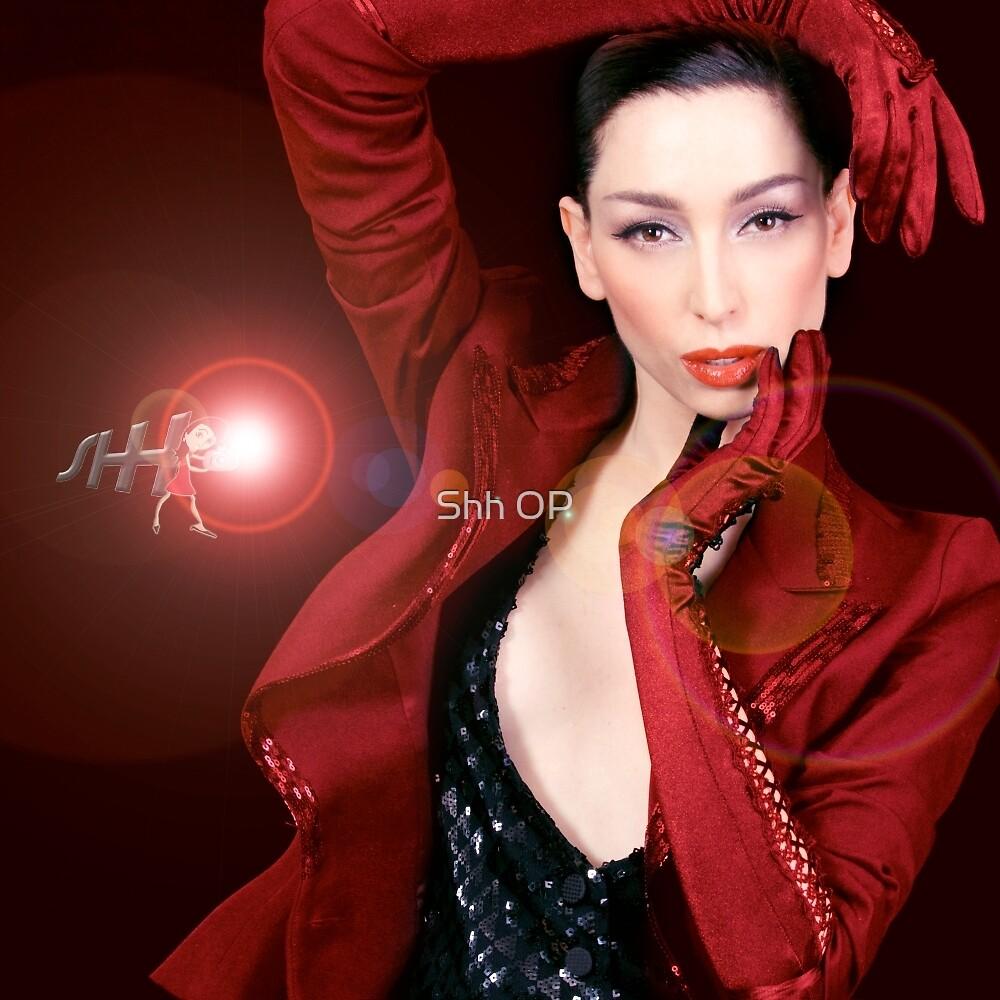 Nyree Cabaret Singer  by shhevaun