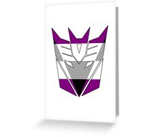 Decepticon Pride [Autochorissexual] Greeting Card
