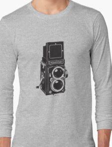 Camera: Rolleiflex Long Sleeve T-Shirt