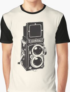 Camera: Rolleiflex Graphic T-Shirt