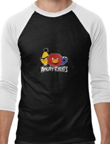 Angry Puppets Men's Baseball ¾ T-Shirt