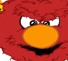 Angry Puppets Sticker