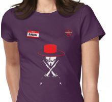 GeekGirl - Anon Womens Fitted T-Shirt