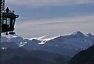 Leaving Olden, Nordfjord, Norway by David Carton