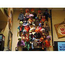 Muppet Mania Photographic Print