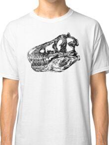 Dinosaur: T-Rex - Black Ink Classic T-Shirt