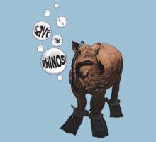 Snorkel Rhino One Piece - Short Sleeve