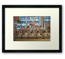 Take Me Home! Framed Print