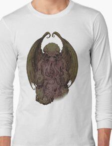 Cthulhu - God Of Cosmic Horror Long Sleeve T-Shirt