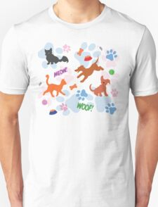Puppies and Kittens T-Shirt