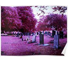 Infra Cemetery Poster