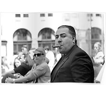 Al Capone. Poster