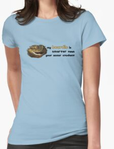My Beardie is Smarter Than Your Honor Student T-Shirt