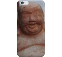 laughing buddah iPhone Case/Skin