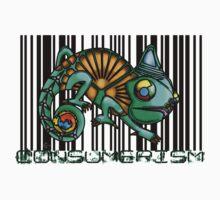 Consumerism Chameleon by Ozone Clothing