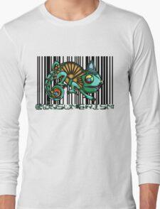 Consumerism Chameleon Long Sleeve T-Shirt