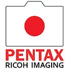 Pentax Ricoh Imaging New Logo by Alexander Stepanov