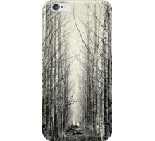 Silent Moments iPhone Case/Skin