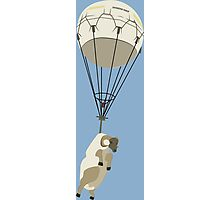 SOLID SNAKE: SHEEP BALLOON Photographic Print