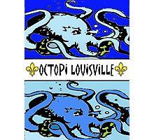 Octopi Louiville Photographic Print