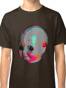 Tripped Out Doll Head Classic T-Shirt