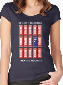 One of These Things Women's Fitted Scoop T-Shirt