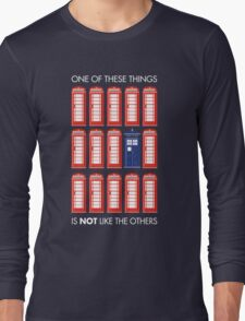 One of These Things Long Sleeve T-Shirt