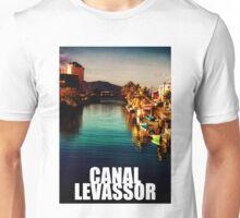 Canal Levassor Unisex T-Shirt