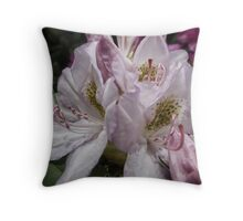 Beauty in the natural Throw Pillow