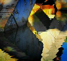 Abstraction by Barbara  Brown