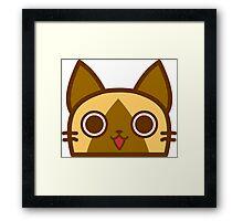 Meow-reoww! Framed Print