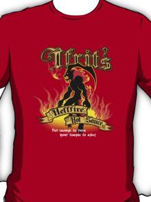 Ifrit's Hellfire Hot Sauce T-Shirt