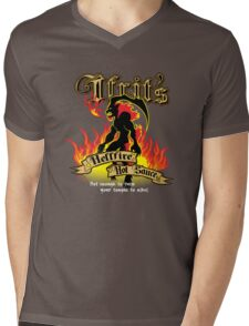 Ifrit's Hellfire Hot Sauce Mens V-Neck T-Shirt