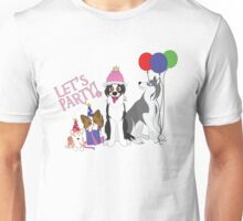 Party Animals Unisex T-Shirt
