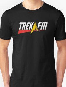 Trek.fm Logo (Dark) Unisex T-Shirt