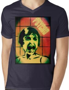 psycho Mens V-Neck T-Shirt