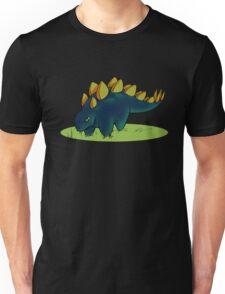 Fat Stegosaurus Unisex T-Shirt