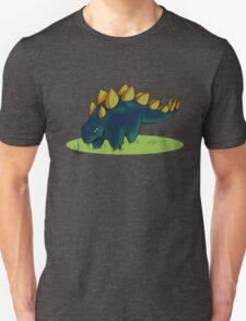 Fat Stegosaurus T-Shirt