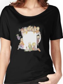 All The Fandoms, All The Tea Women's Relaxed Fit T-Shirt