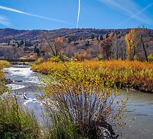 Spanish Fork Canyon, UT - 2 by photosbymonty